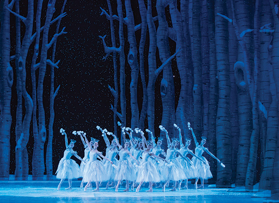 The Nutcracker at the Pacific Northwest Ballet in Seattle, WA